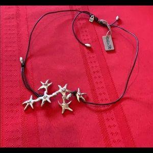 Uno de 50 Starfish ⭐️ Abstract Necklace NWT